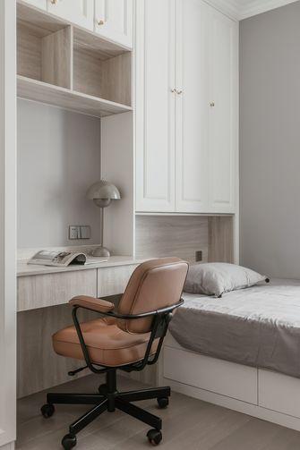富裕型80平米现代简约风格青少年房装修效果图
