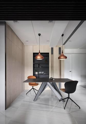 10-15万120平米三轻奢风格餐厅装修案例