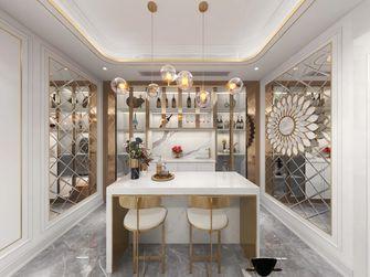 20万以上140平米四室两厅法式风格餐厅图片