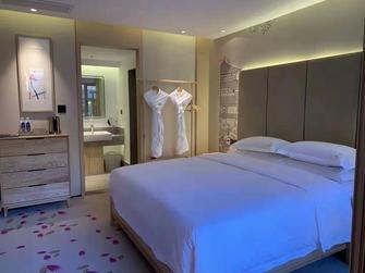 140平米新古典风格卧室欣赏图