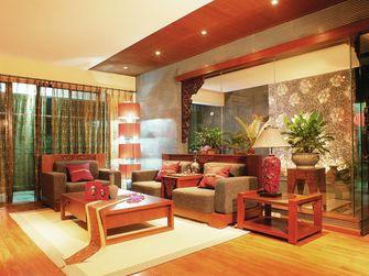 富裕型90平米东南亚风格客厅欣赏图