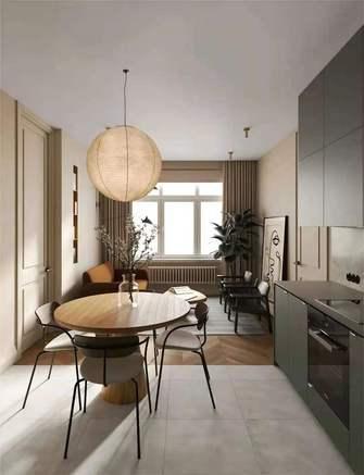 15-20万80平米公寓日式风格客厅装修图片大全