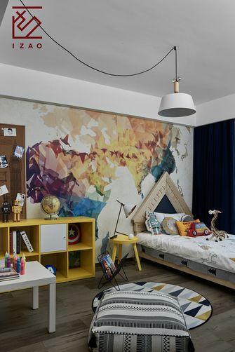 富裕型140平米四混搭风格青少年房装修效果图