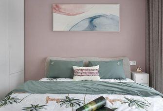 3-5万80平米一室一厅轻奢风格卧室设计图
