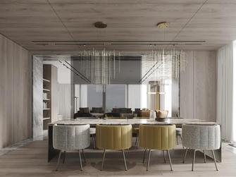 20万以上140平米四现代简约风格餐厅设计图