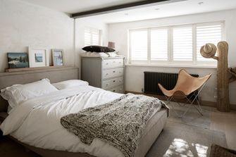 140平米田园风格卧室效果图