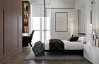 5-10万70平米公寓欧式风格卧室装修图片大全