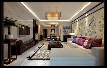 豪华型140平米四室两厅中式风格客厅装修效果图