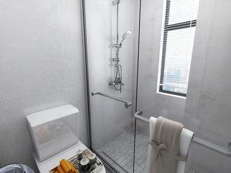 140平米三现代简约风格卫生间图片