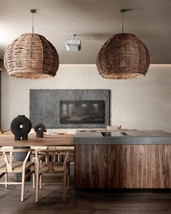 豪华型140平米三田园风格厨房欣赏图