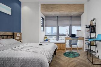 经济型30平米小户型北欧风格卧室装修图片大全