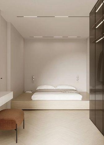70平米一居室现代简约风格卧室装修案例