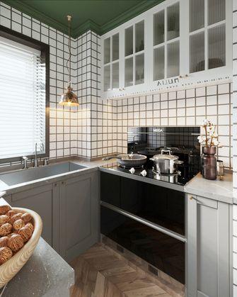 5-10万30平米小户型北欧风格厨房装修案例