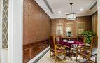3万以下110平米三室一厅法式风格客厅图片大全