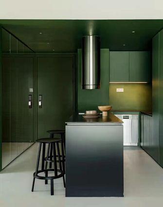 经济型90平米现代简约风格厨房装修效果图