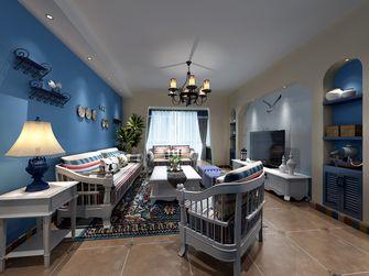 豪华型140平米地中海风格客厅装修案例