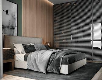 富裕型90平米三室两厅现代简约风格卧室装修效果图