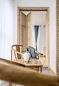 豪华型130平米四室两厅中式风格阳台装修效果图