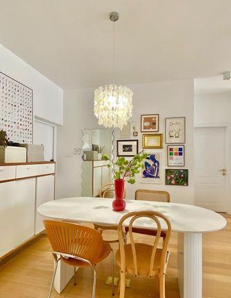 经济型100平米三室两厅法式风格餐厅图片