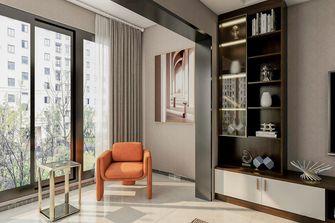 110平米三室两厅轻奢风格阳台欣赏图