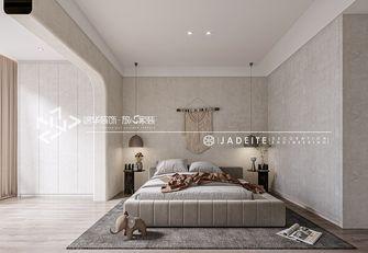 140平米四室两厅工业风风格卧室装修案例