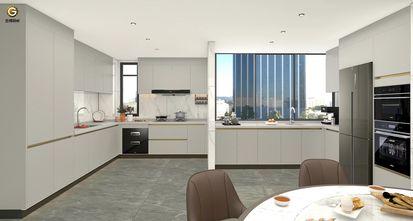 豪华型140平米复式轻奢风格厨房欣赏图