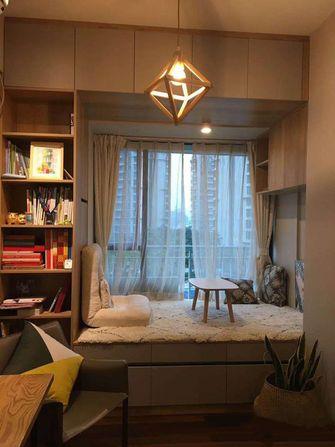 豪华型140平米三北欧风格书房图片大全