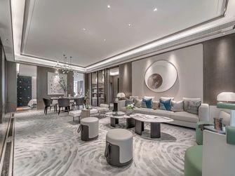 15-20万110平米三中式风格客厅装修案例