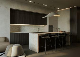 经济型50平米一室两厅现代简约风格厨房图片大全