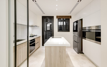 10-15万90平米日式风格厨房效果图