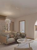 经济型80平米公寓日式风格客厅效果图