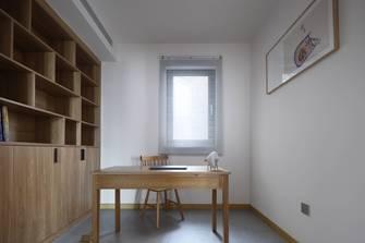 日式风格书房装修图片大全