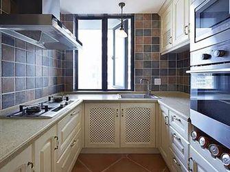 三室三厅混搭风格厨房装修效果图
