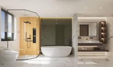 140平米三室一厅法式风格卫生间设计图