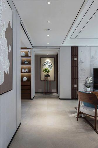 经济型140平米三室一厅中式风格玄关效果图
