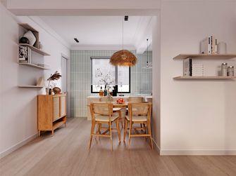 140平米四日式风格餐厅装修效果图