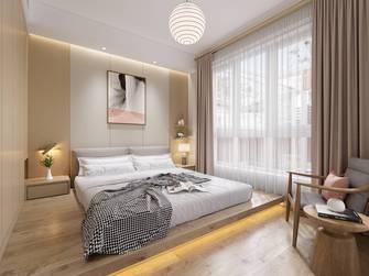 经济型80平米日式风格卧室图