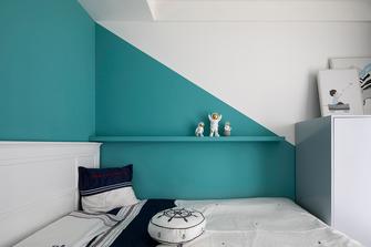5-10万130平米三室一厅现代简约风格卧室装修图片大全