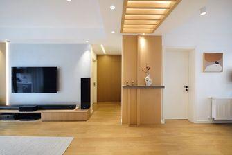 5-10万90平米三室两厅日式风格客厅欣赏图