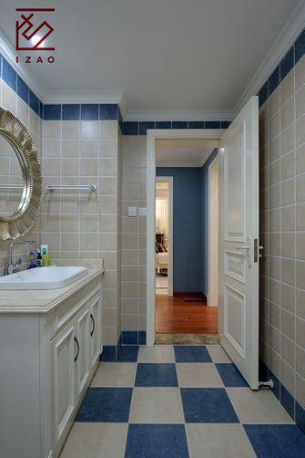 富裕型140平米四室两厅欧式风格卫生间图片