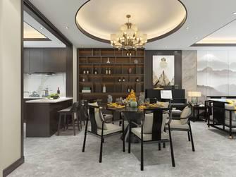 3万以下140平米别墅中式风格餐厅图片