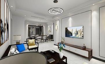 110平米中式风格客厅效果图