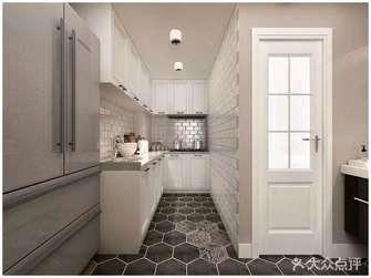 5-10万100平米四室两厅北欧风格厨房效果图