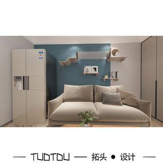 15-20万30平米超小户型北欧风格客厅欣赏图