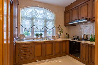 140平米别墅新古典风格厨房图