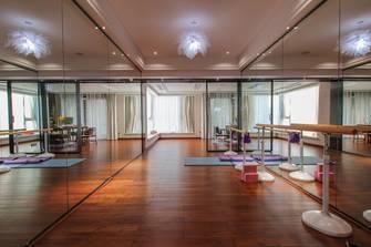 20万以上140平米别墅中式风格健身房效果图