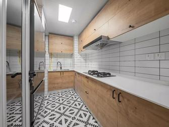 富裕型100平米田园风格厨房装修图片大全