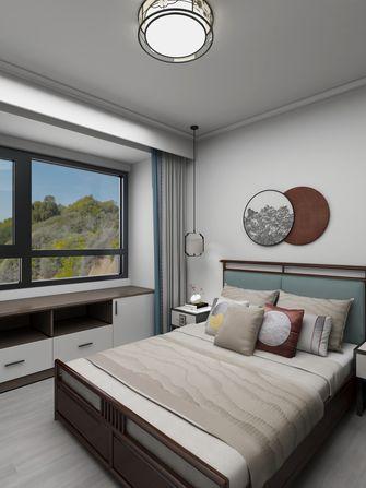 三中式风格卧室设计图