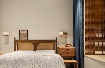 15-20万80平米美式风格卧室效果图