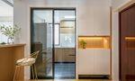 90平米现代简约风格玄关装修案例